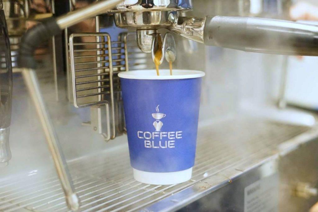 Mobile coffee van aberdare
