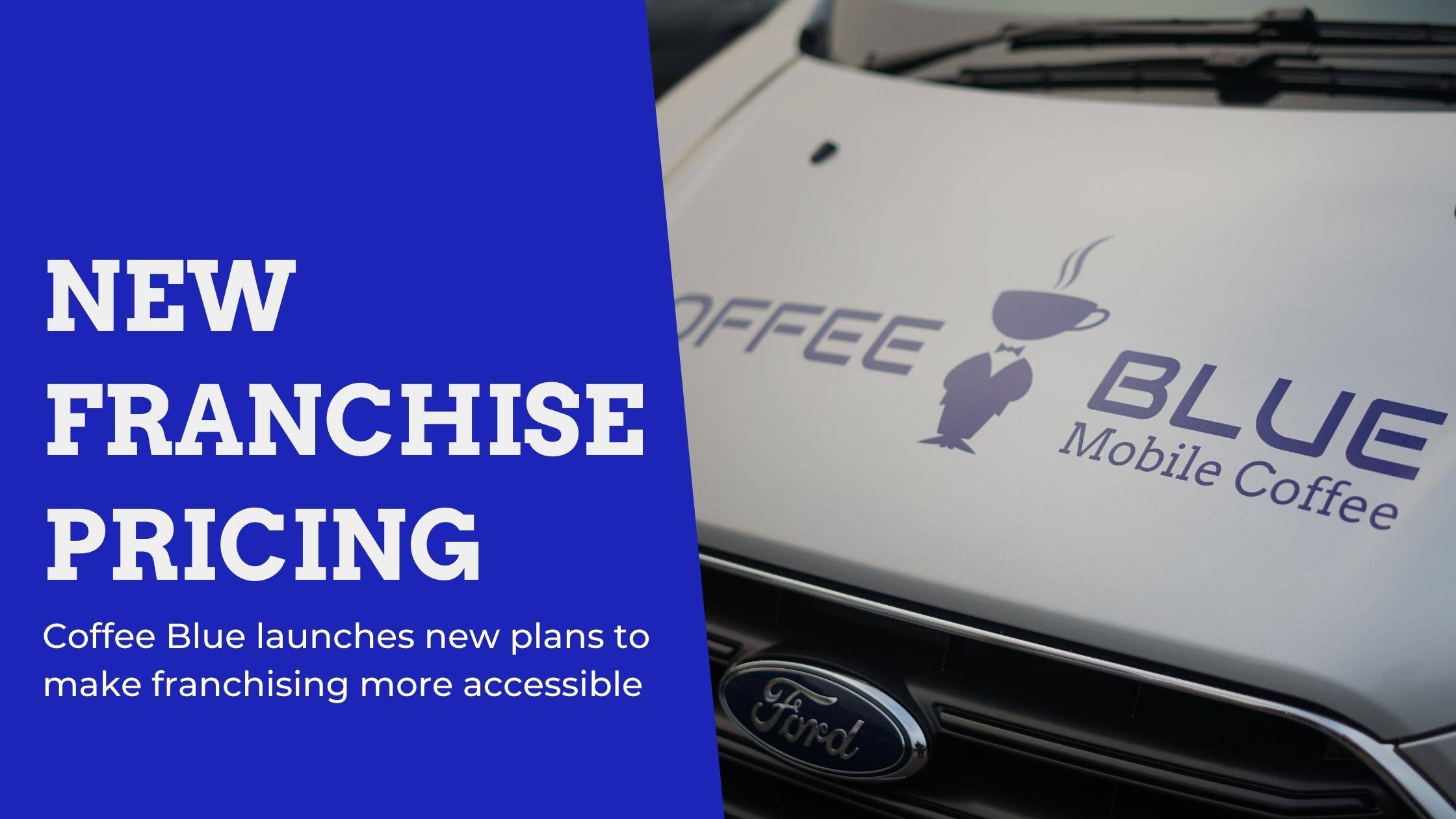 New Coffee Blue Pricing